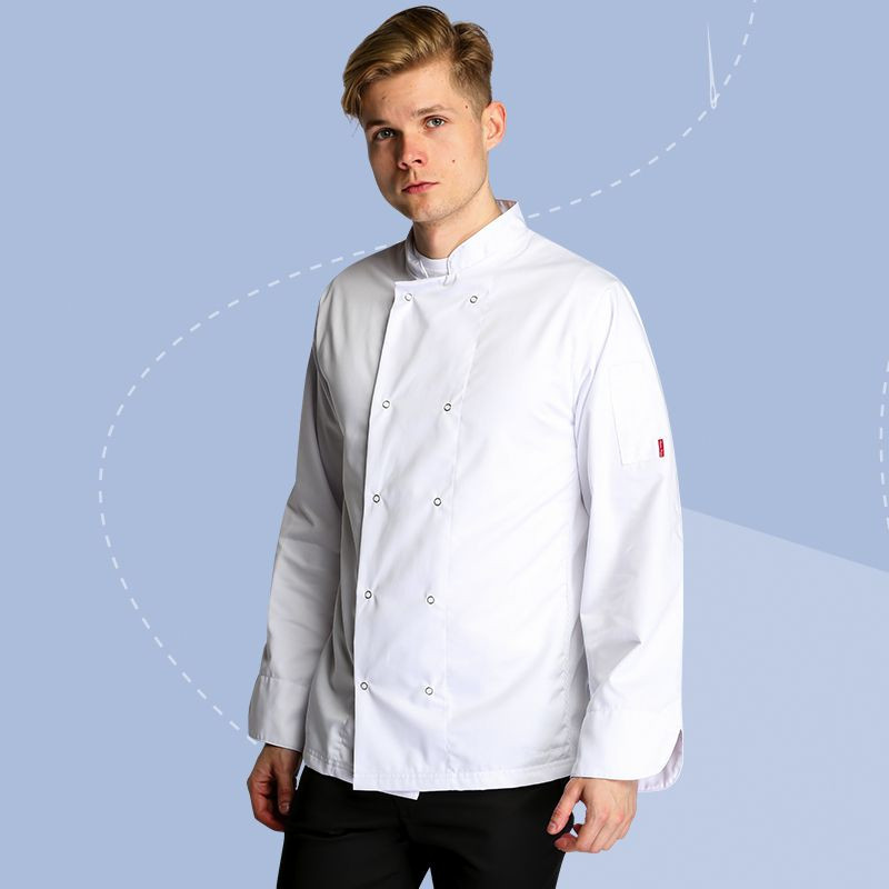 Oliver Harvey Long Sleeve Cheshire Chef Jacket