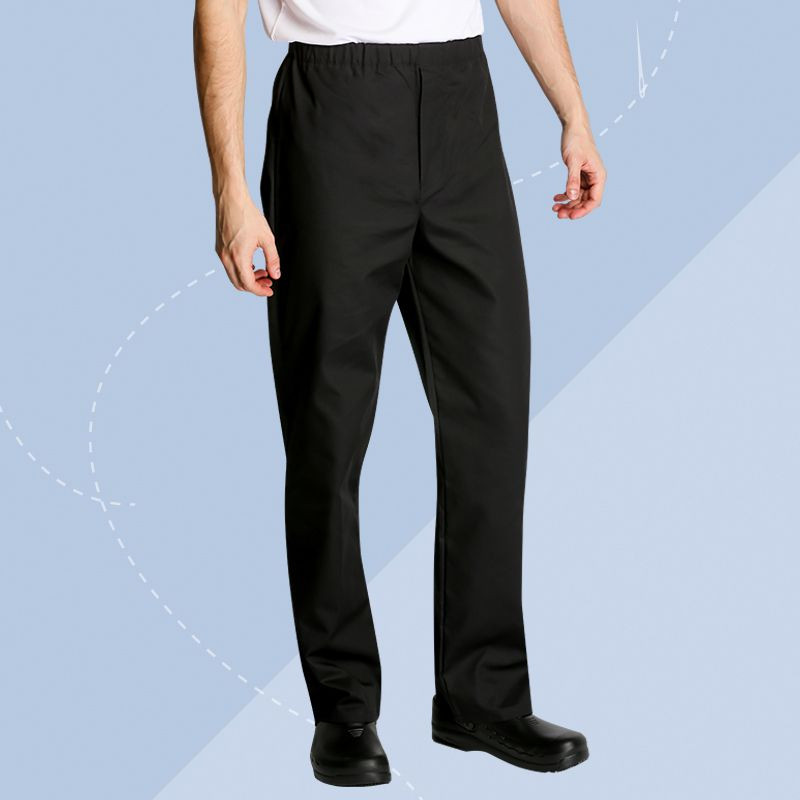 Tibard Elasticated Chef Trouser