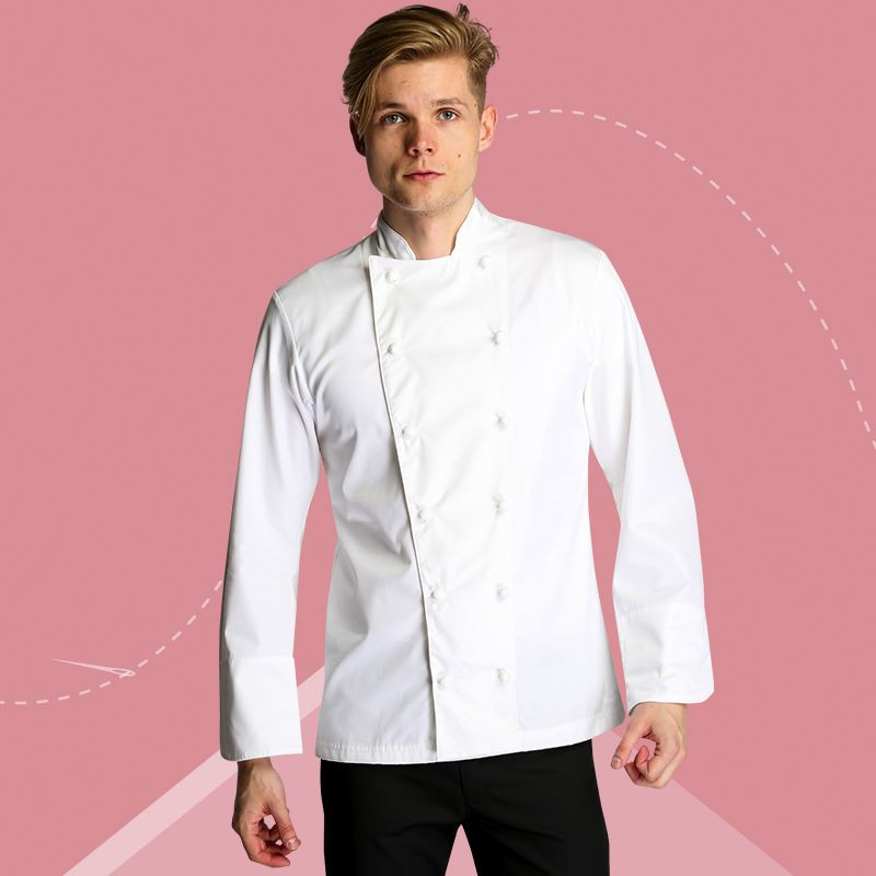 Oliver Harvey Long Sleeve Dorset Chef Jacket