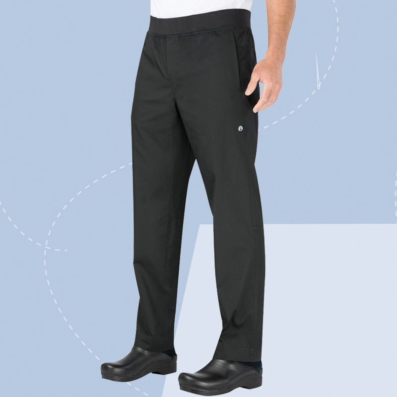 Chef Works Lightweight Slim Chef Trouser