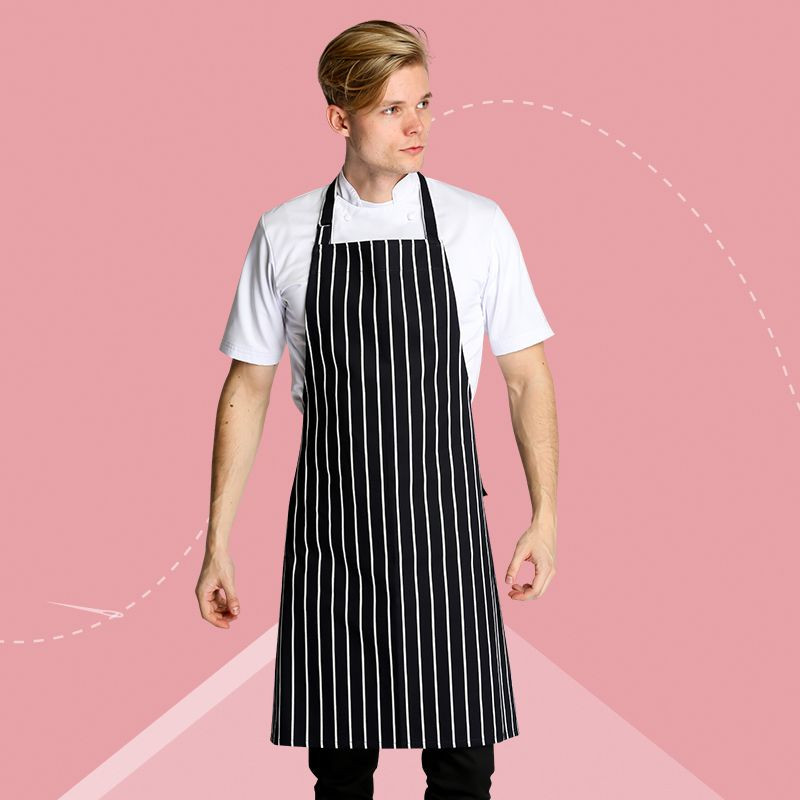 Oliver Harvey Adjustable Butchers Bib Apron