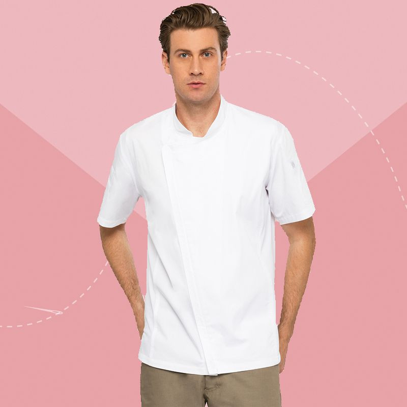 Chef Works Short Sleeve Rochester Chef Jacket