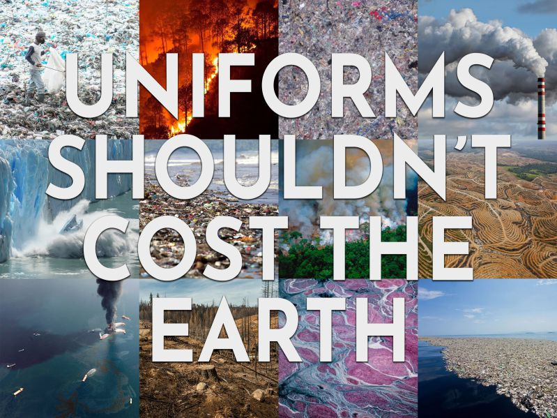 Uniforms Shouldn't Cost The Earth