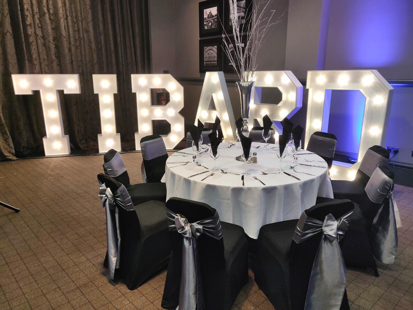 Tibard Celebrates its 40th Anniversary at the Village Hotel, Ashton