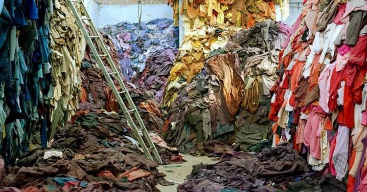 Environmental Impact of Fast Fashion